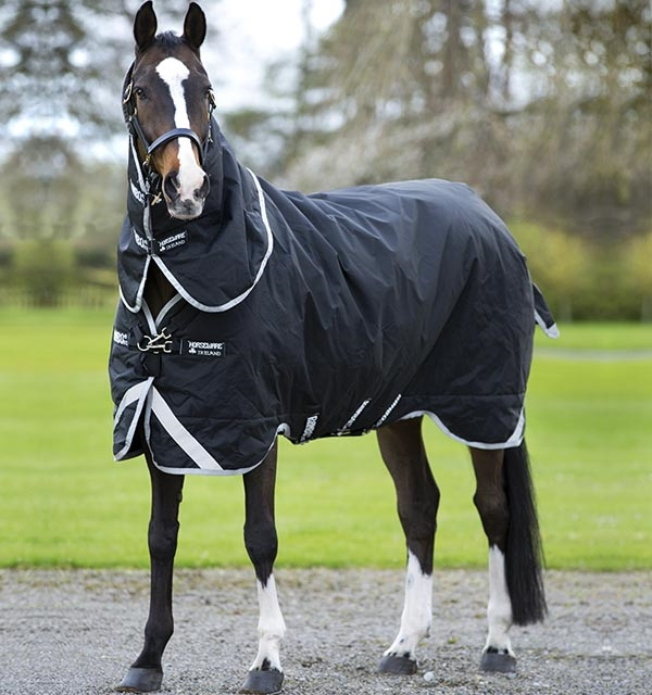 Horseware Rambo Supreme Turn Out with Vari Layer Medium